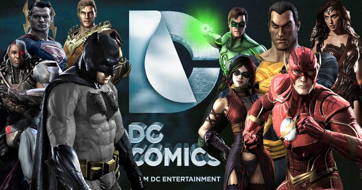 DC and Marvel Comic Book Movie Lineup - 2018 to 2021