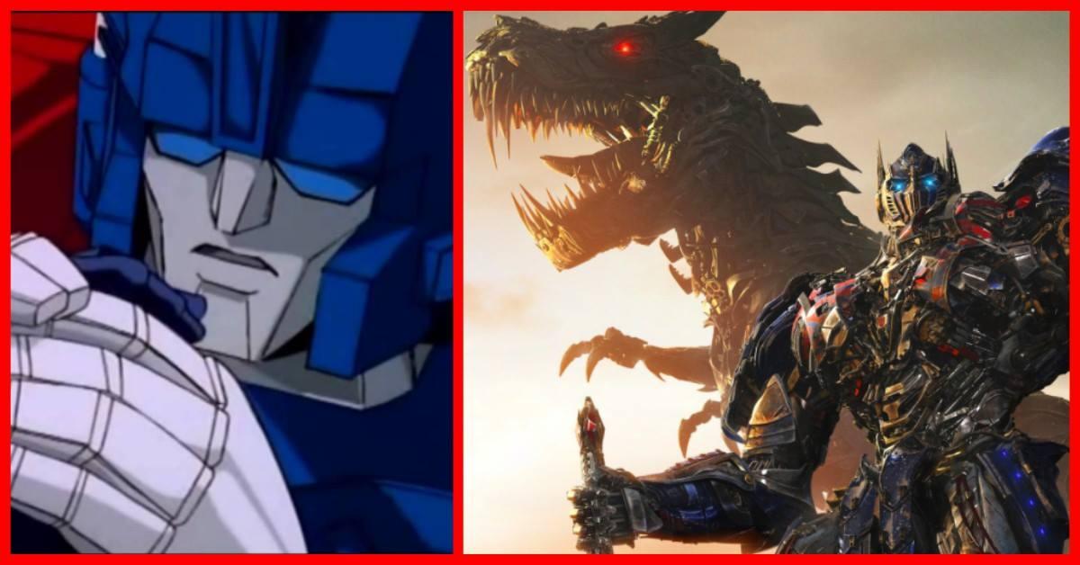 The Transformers cartoon  Transformers Wiki
