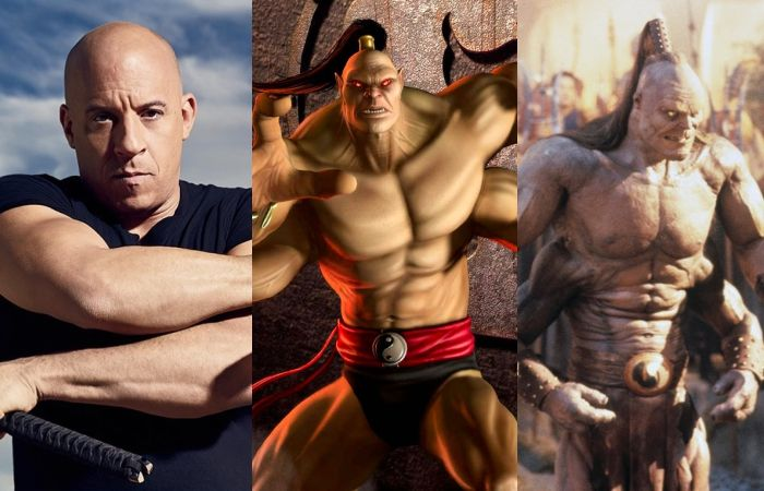 Mortal Kombat Movie Goro Vin Diesel Cbg