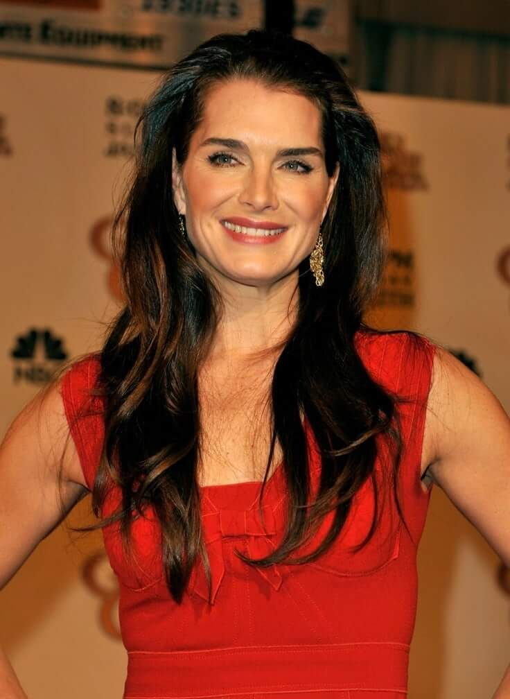 57 Brooke Shields Sexy Pictures Prove She Is A Godden From -2092