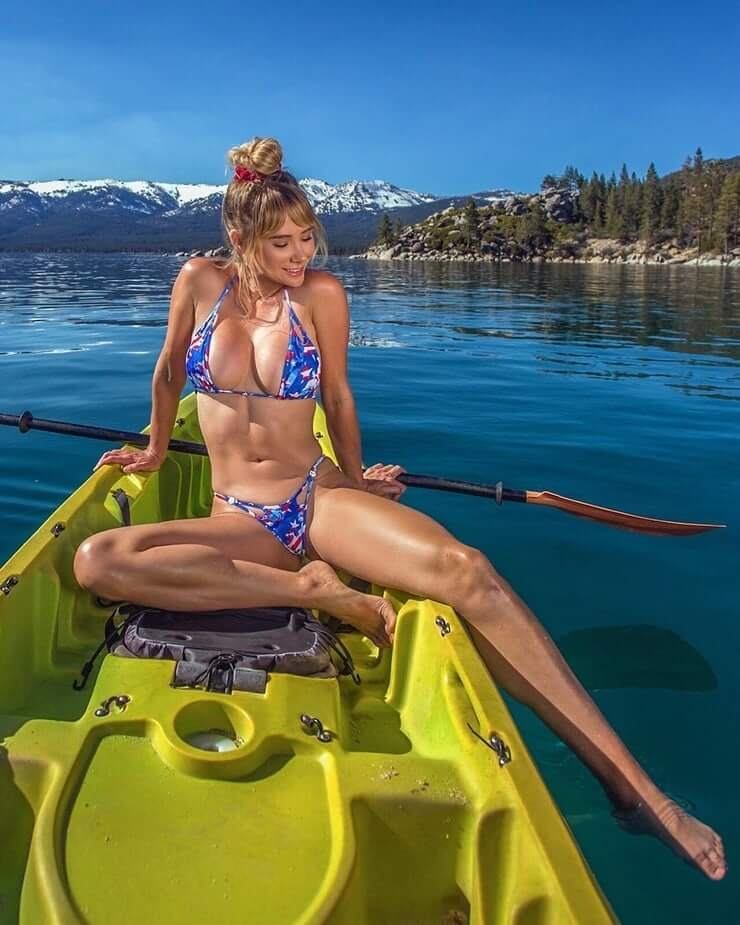 sara jean underwood feet